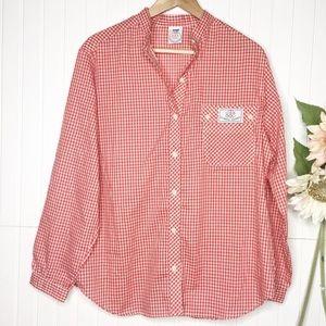 [1980] 🥇Levi's Olympic Check Shirt